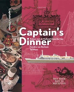 Cover Captain's Dinner