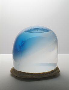 Tomas Hillebrand, z.t., 2008, glas en gemengde techniek, collectie Museum Jan van der Togt